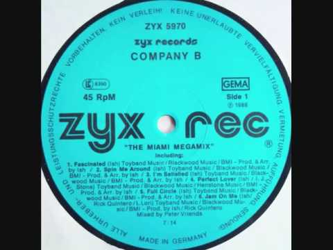 Company B   The Miami Megamix 1987