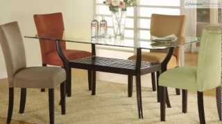 Bloomfield Counter Stool-rectangle Dining Room Collection From Coaster Furniture