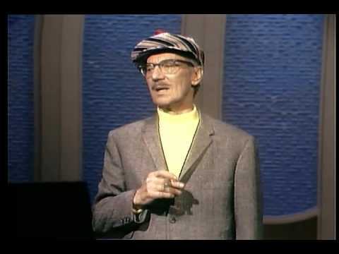 Groucho sings SHOW ME A ROSE