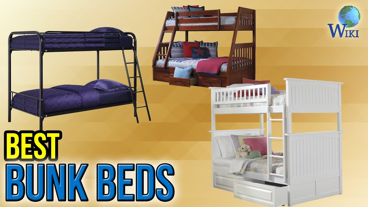 10 Best Bunk Beds 2017 Youtube