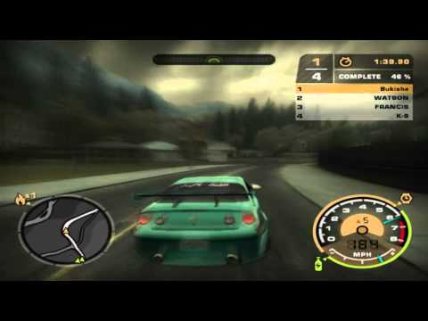 Need For Speed Most Wanted Tuned Cobalt