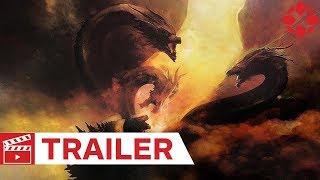 Godzilla II. - A szörnyek királya - magyar előzetes #1