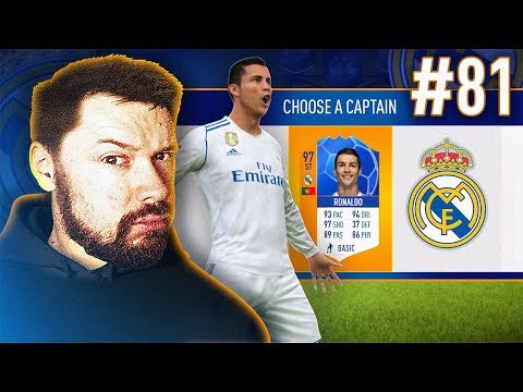 97 MOTM ST RONALDO!! - #FIFA18 DRAFT TO GLORY #81