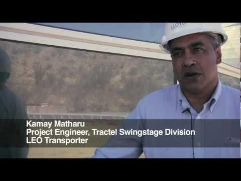 Lead Engineer for LEO Transporter on Design Challenges