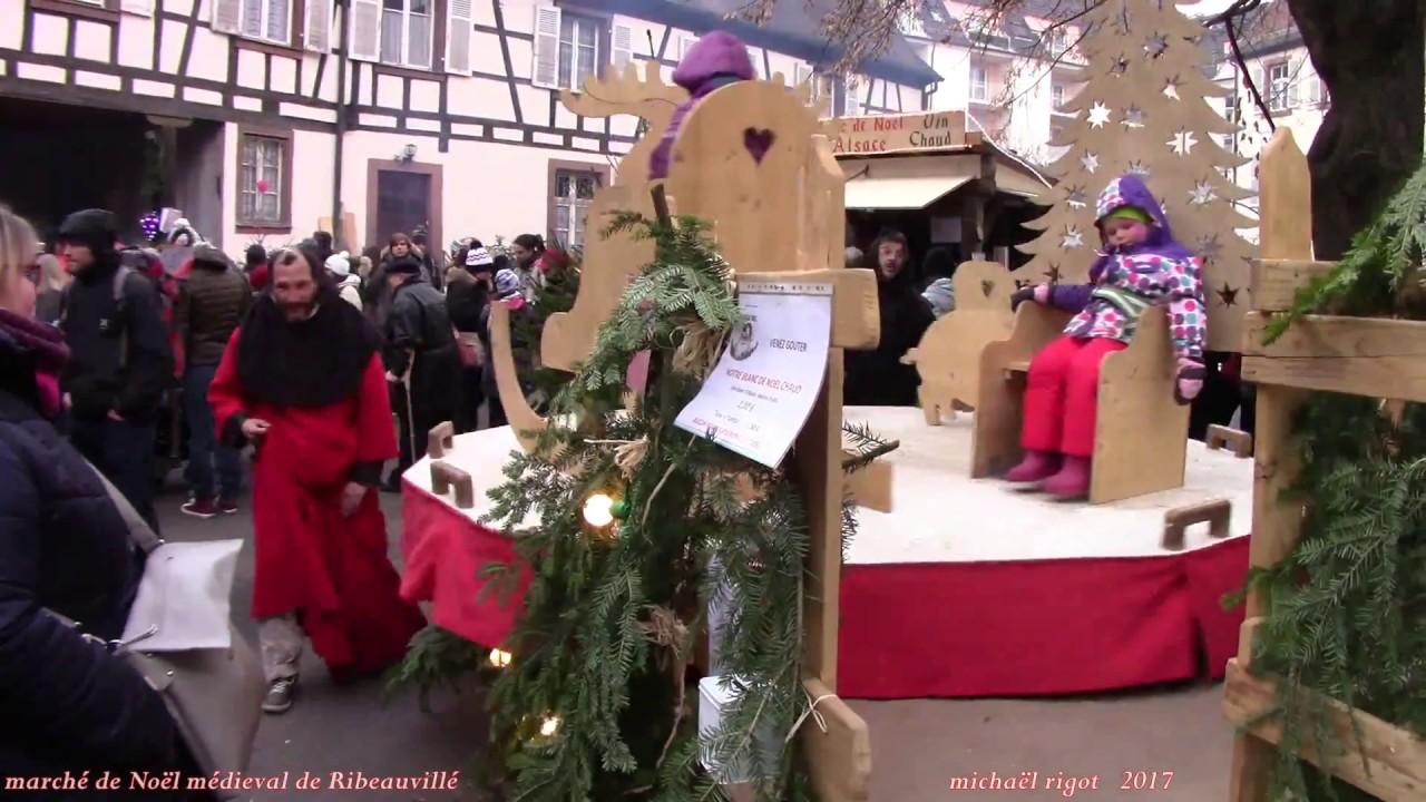 march de no l m di val de ribeauvill 2017 medieval christmas market alsace youtube. Black Bedroom Furniture Sets. Home Design Ideas