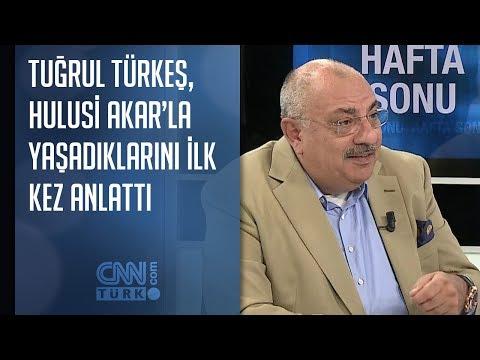 Tuğrul Türkeş, Hulusi Akar'la yaşadıklarını ilk kez anlattı