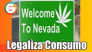 Legalizan la venta de marihuana para uso recreativo en Nevada