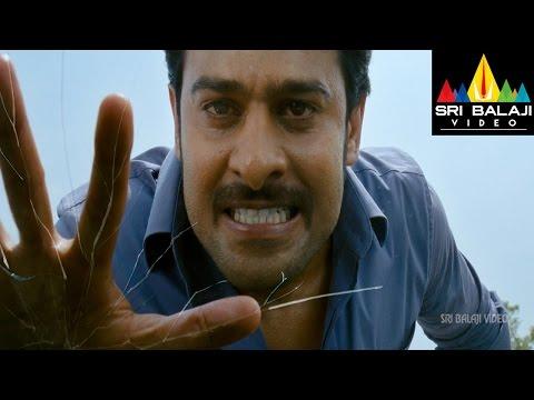 Mirchi Movie Prabhas Action Scene   Prabhas, Anushka, Richa   Sri Balaji Video