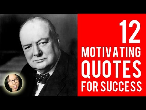 12 Inspiring Quotes for Success