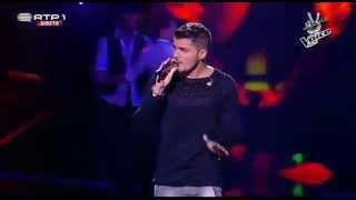 """Mickael Carreira - """"Tudo o que tu Quiseres"""" - Gala - The Voice Kids"""