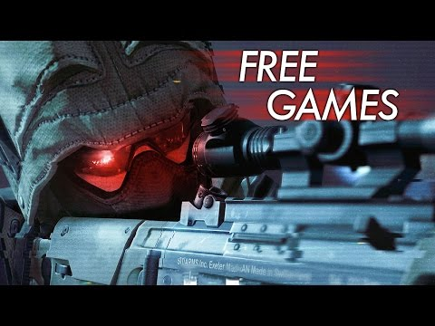 Top 10 FREE Games of 2016
