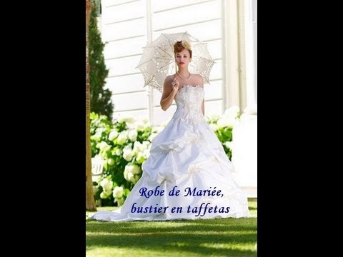 Robe de Mariée Tati - YouTube