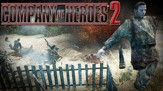 Company of Heroes 2: I am the Demolition Man