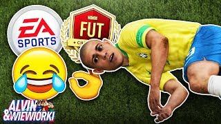 FUT CHAMPIONS mnie OSZUKAŁO! FIFA 19: ALVIN I WIEWIÓRKI [#30]
