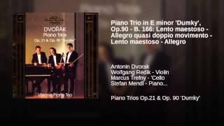 Piano Trio in E minor