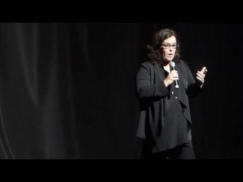 "Rosie Bashes Donald Trump(Orange One)"" Rosie O'Donnell@Borgata Atlantic City 5/29/16"