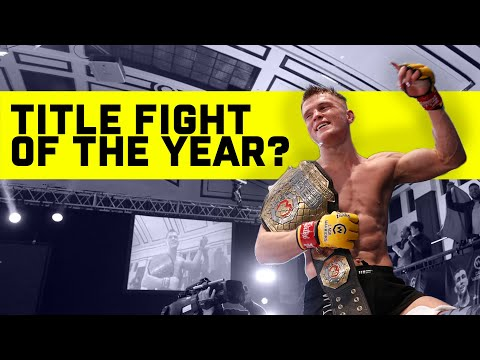 Cage Warriors Trilogy 5 Highlights