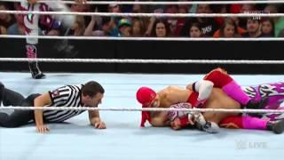 The Lucha Dragons vs Los Matadores   Raw Latino ᴴᴰ