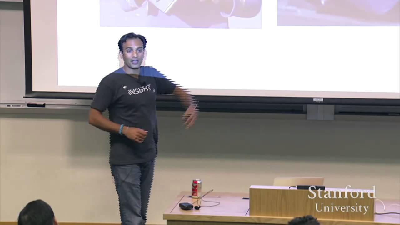 Stanford Seminar - The Things I Wish I Knew - Lessons Learned from Making Data Product