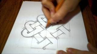 Draw with me! - Simple&fun Celtic knot tutorial part TWO!
