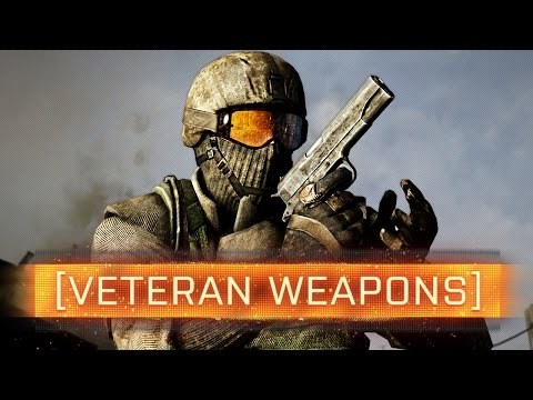 ► VETERAN WEAPONS! | Battlefield (Bad Company 2 / BF3 / BF4)