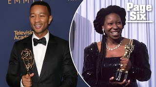 Who are the 16 EGOT Winners!?   Page Six Celebrity News