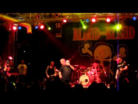 BLOOD FOR BLOOD - She´s Still A Bitch(called hope)  live in Köln