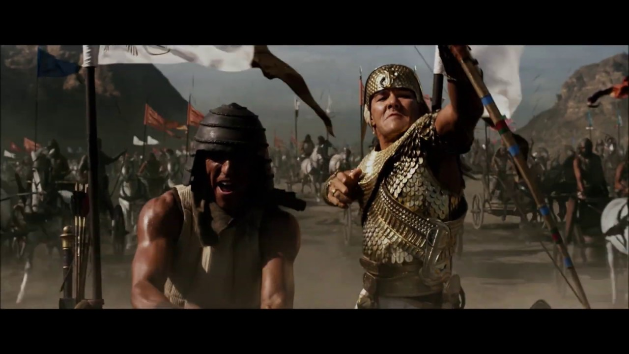 Download Exodus: Gods and Kings - Battle of Kadesh | Part 1 (HD)