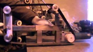 Belt Grinder Cile1400 For Makita Angle Grinder Belt Lenght 140cm. Cile159@gmail.com