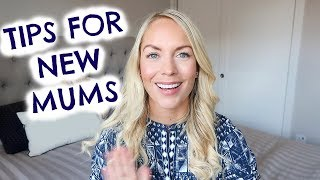 10 TIPS FOR NEW MOMS / MUMS THAT I WISH I'D KNOWN  |  EMILY NORRIS ad