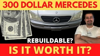 A 300 dollar car rebuild 1999 …
