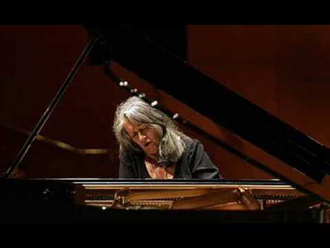 Martha Argerich & Piotr Anderszewski Play Mozart - Grieg Piano Sonata in C Major K 545 I Allegro