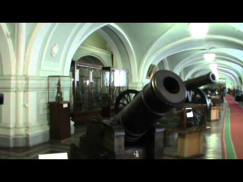 Military and Artillery Museum in St. Petersburg (My trip to Russia - Day 7 Part 1)