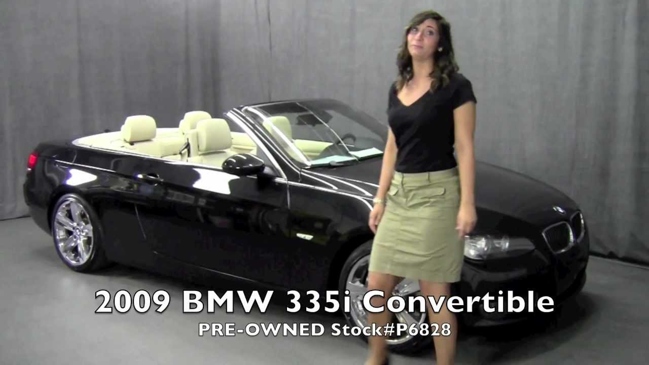 Used 2009 BMW 335i Convertible Hardtop BMW of Murray Salt Lake