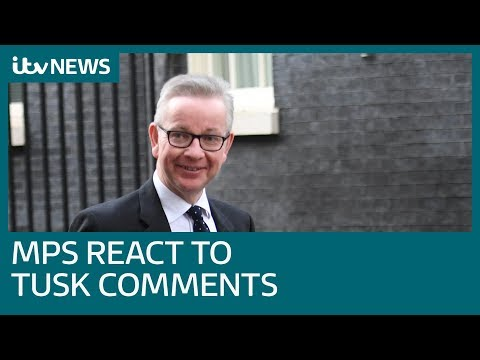 MPs react to 'Special place in hell'comment  | ITV News