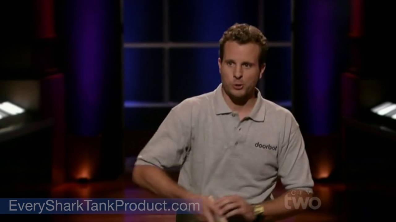 "Watch: ""Shark Tank"" judges reject Jamie Siminoff's idea for Ring"
