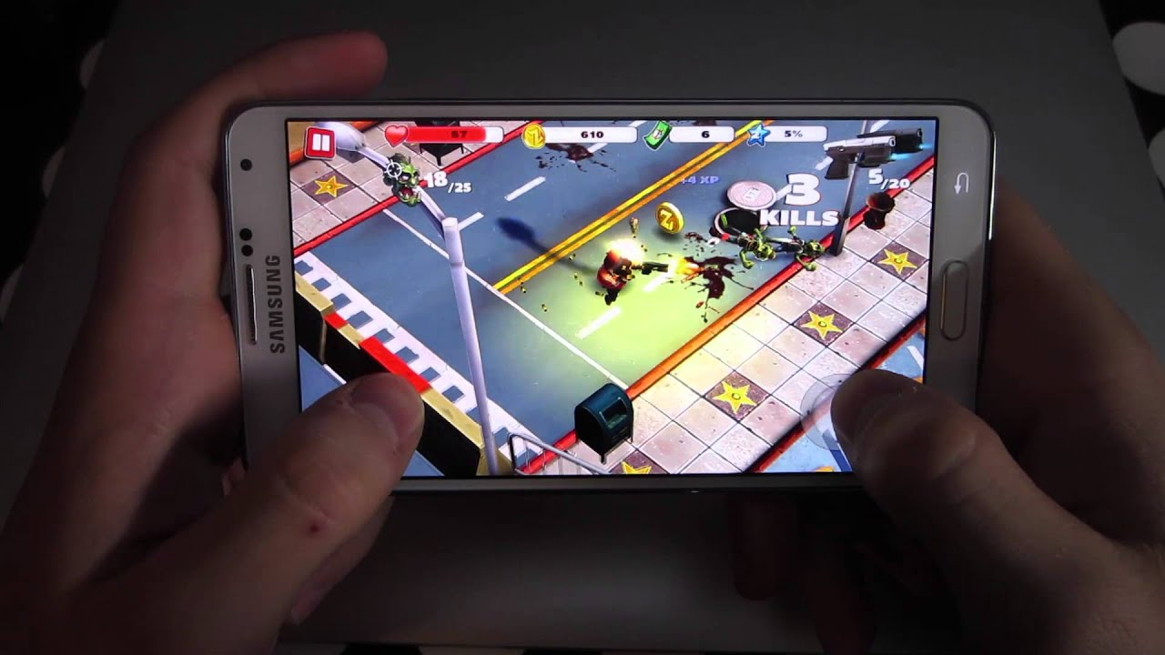 top 100 free android games 2014