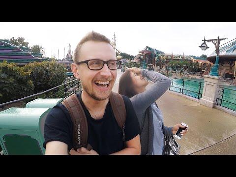 Диснейленд в Париже. Как можно зайти бесплатно. Disneyland Park Paris