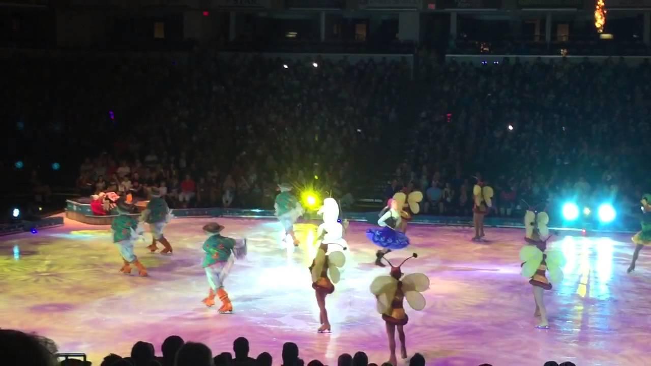 Disney on ice  Indianapolis