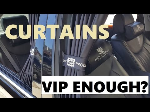 Junction Produce VIP Curtains Installation !! + Practical or just fancy??
