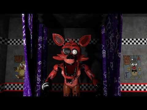 [SFM/FNaF] Foxy's Pre-Show