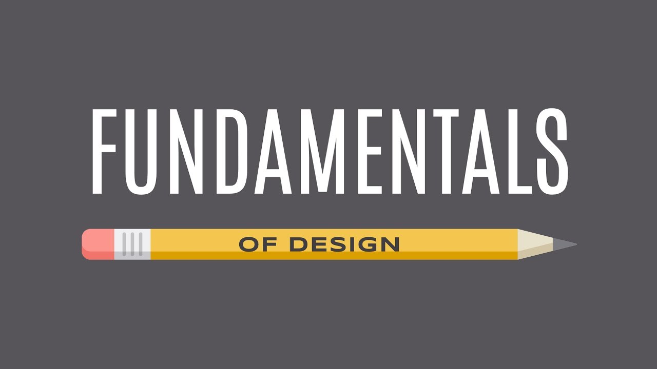 Beginning Graphic Design Fundamentals Youtube