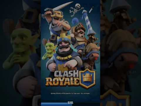 Clash Royale challenge 1# with the smoking guy - no eyebrows!? (Hebrew)
