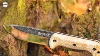 Нож-зверюга - Ka-Bar Becker BK2 | DBK на русском | Перевод Zёбры