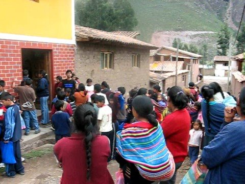 Operation Hope- Lamay, Peru