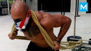 Real KILLER Workout - From the Battlefield to the Gym | Muscle Madness