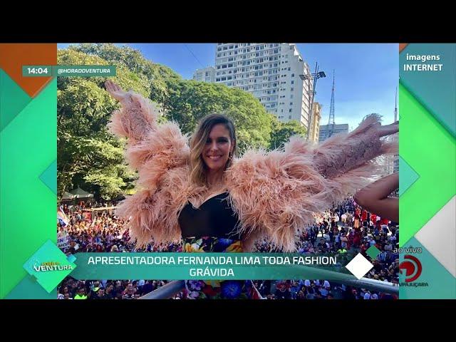 Dany Bananinha causa em vídeo nas redes sociais - Bloco 02