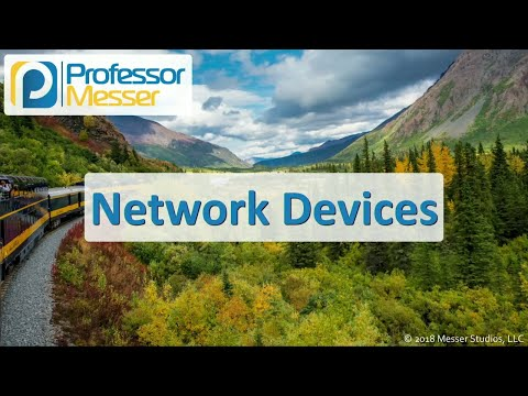 Network Devices - CompTIA A+ 220-1001 - 2.2