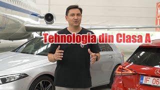Tehnologia din Mercedes-Benz Clasa A [Review]