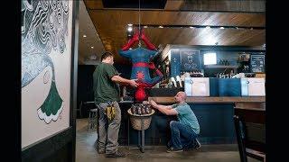 Spider-Man: Morning Coffee Prank - S5i Digital